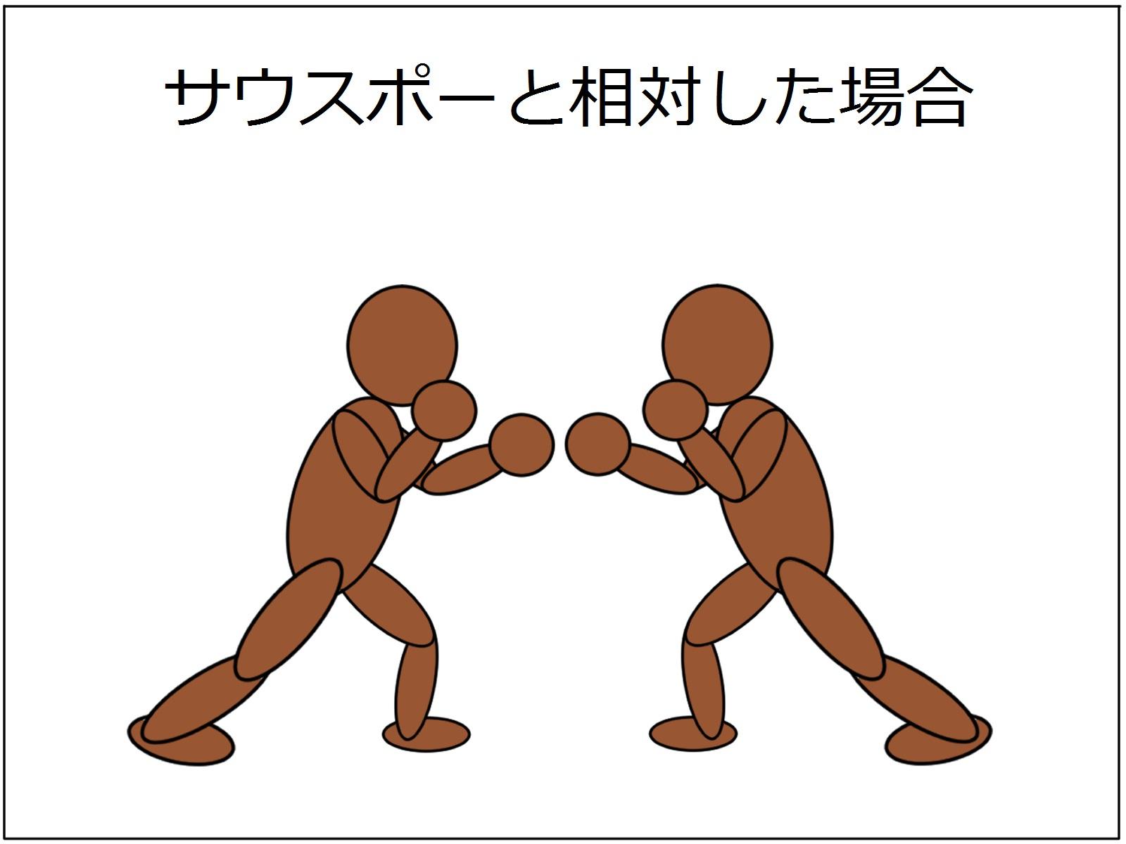 極真空手|【上級者】右利きサウスポーをマスターすれば勝率倍増!