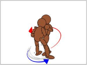【相撲空手】パワーで押してくる相撲空手は単純だけど非常にやっかい