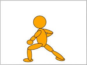 極真空手|【ストレッチ】柔軟性を高め過ぎると腰痛になる